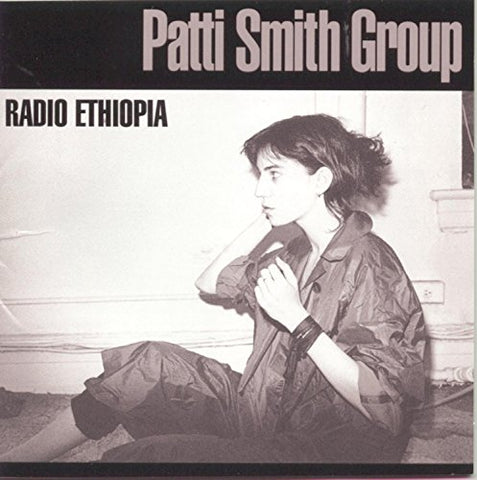 Patti Smith Group - Radio Ethiopia Audio CD