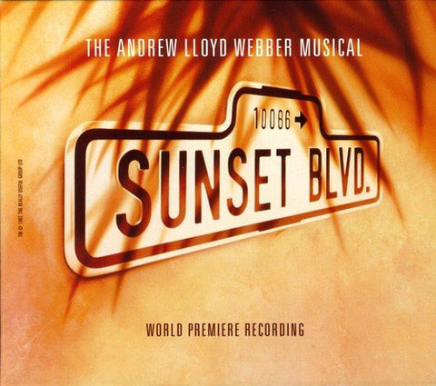 Andrew Lloyd Webber ¿Sunset Boulevard¿ Original Lo - Sunset Boulevard Audio CD