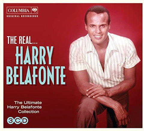 Harry Belafonte - The Real... Harry Belafonte Audio CD