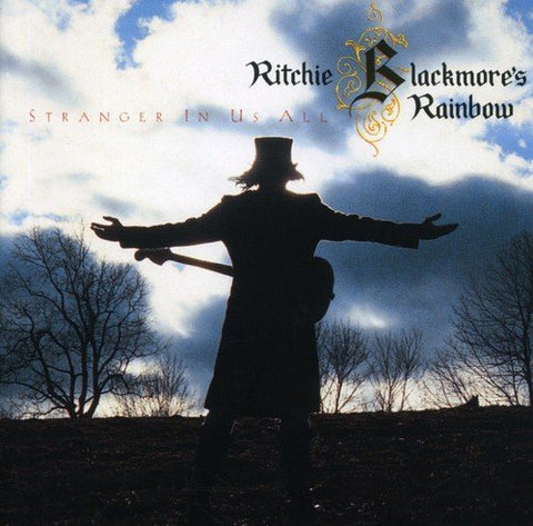 Ritchie Blackmores Rainbow - Stranger In Us All Audio CD