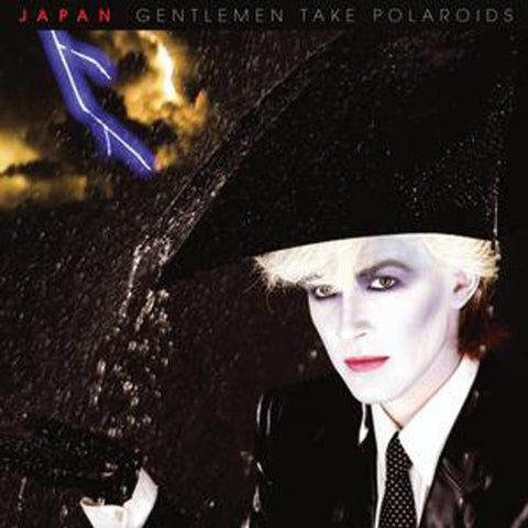 Japan - Gentlemen Take Polaroids Audio CD