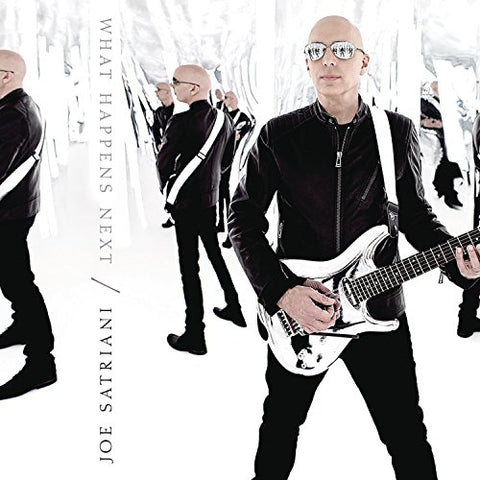 Joe Satriani - What Happens Next Audio CD