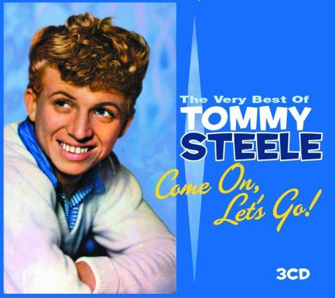 Tommy Steele - Come On, Lets Go: The Best Of Audio CD