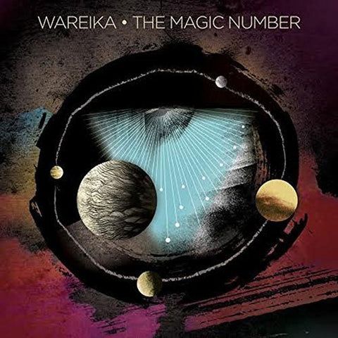 Wareika - The Magic Number Audio CD