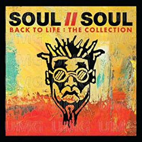 Soul II Soul - Back To Life: The Collection Audio CD