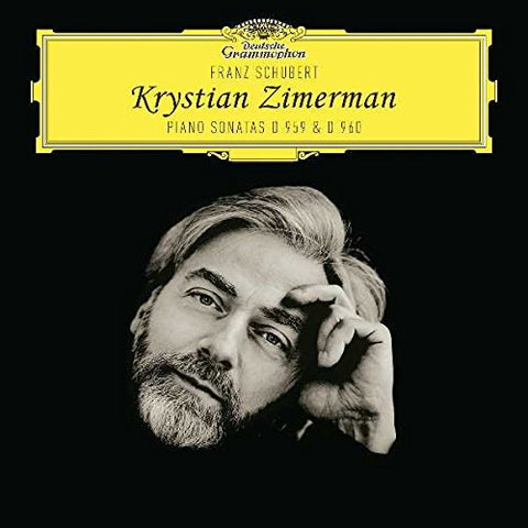 Krystian Zimerman - Schubert: Piano Sonatas D 959 and 960 Audio CD