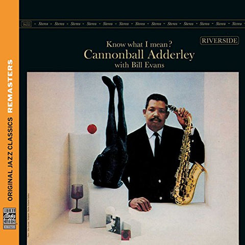 Cannonball Adderley - Know What I Mean? [Original Jazz Classics Remasters] Audio CD