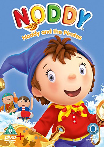 Noddy in Toyland - Noddy and the Pirates [DVD] [2015]