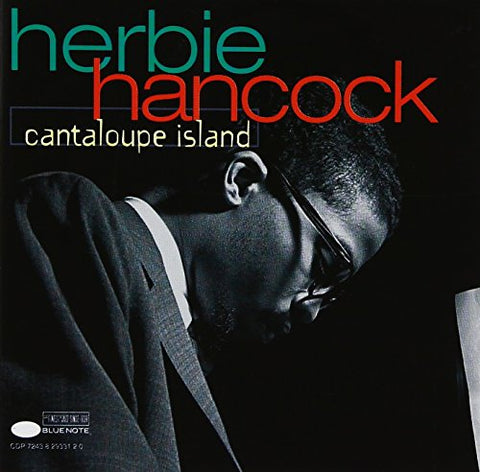 Herbie Hancock - Cantaloupe Island Audio CD