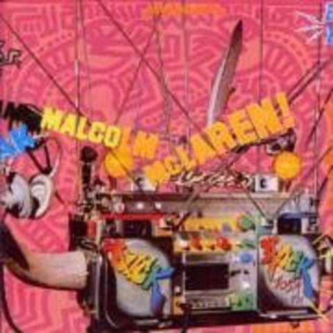 Malcolm McLaren - Duck Rock Audio CD