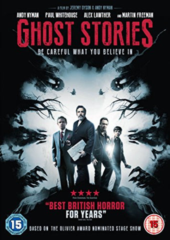 Ghost Stories [DVD] [2018] DVD