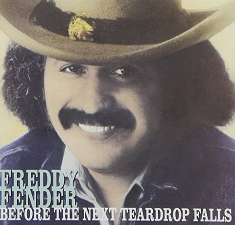 Freddy Fender - Before The Next Teardrop Falls Audio CD