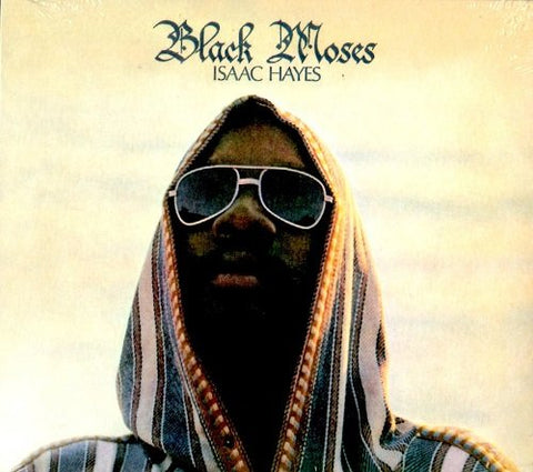 Isaac Hayes - Black Moses Audio CD