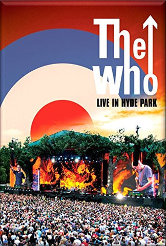 the Who - The Who: Live In Hyde Park [DVD + 2CD] [NTSC]