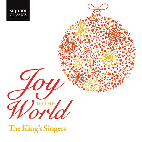 King's Singers - The King's Singers: Joy to the World Audio CD