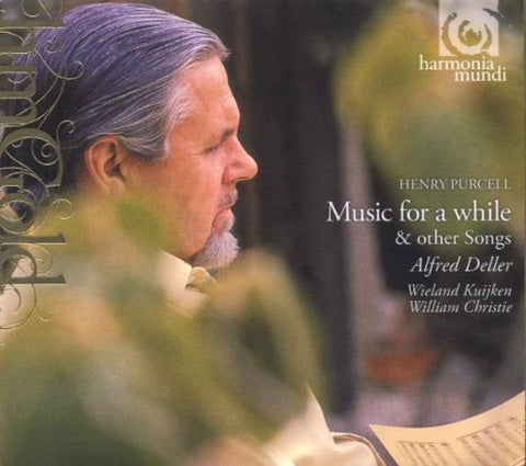 enry Purcell - Purcell - Music for a while Audio CD