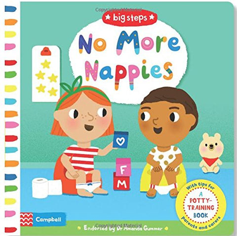 Campbell Books - No More Nappies