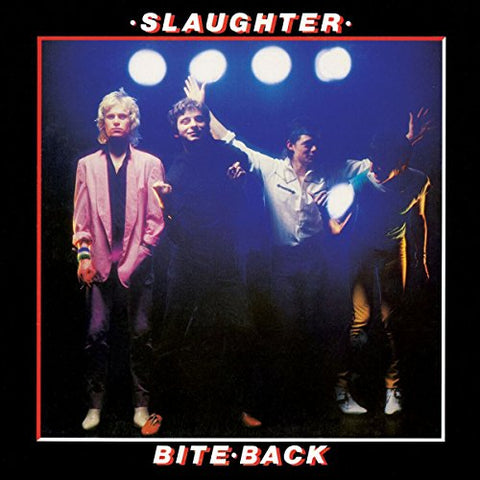 Slaughter and The Dogs - Bite Back Audio CD