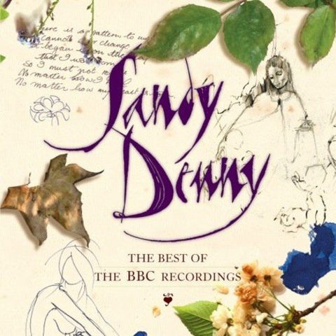 Sandy Denny - The Best Of The BBC Recordings Audio CD