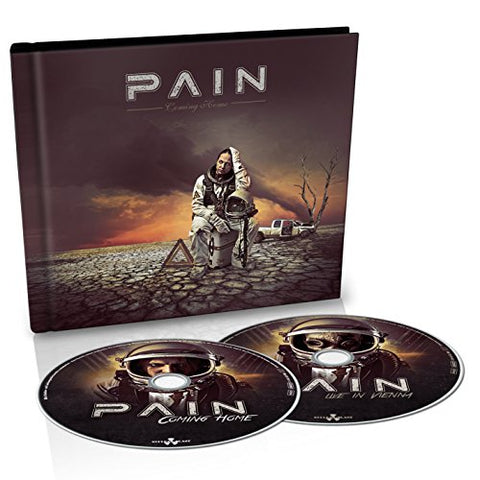 Pain - Coming Home Audio CD
