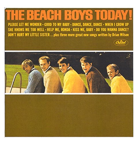 The Beach Boys - Today! / Summer Days (And Summer Nights!!) Audio CD