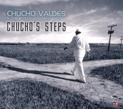 Chucho Valdes - Chucho's Steps - Chucho Valdes and The Afro-Cuban Messengers Audio CD