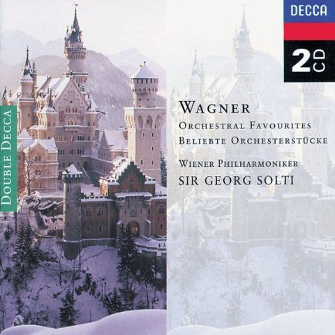 ichard Wagner - Wagner: Orchestral Favourites Audio CD