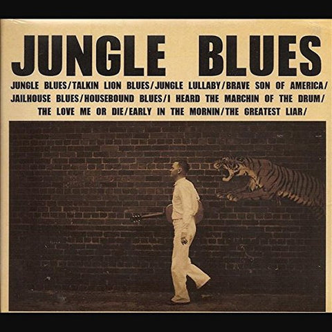C.W. Stoneking - Jungle Blues Audio CD