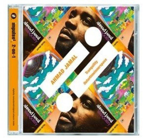 Ahmad Jamal - Tranquility / Outertimeinnerspace Audio CD