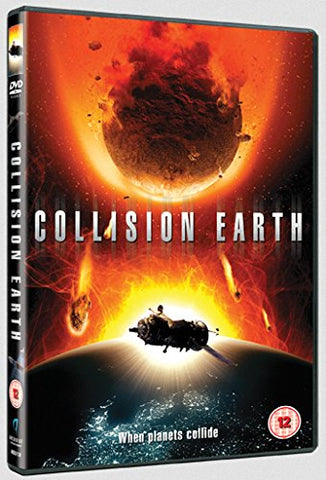 Collision Earth [DVD]