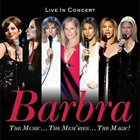 Barbra Streisand - The Music...The Memories...The Magic! Audio CD