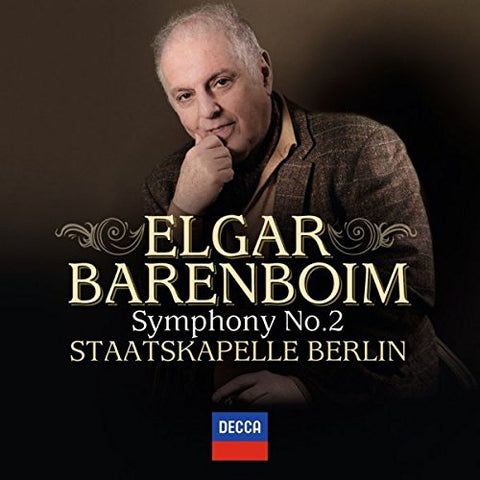 Staatskapelle Berlin - Elgar: Symphony No.2 in E Flat Audio CD
