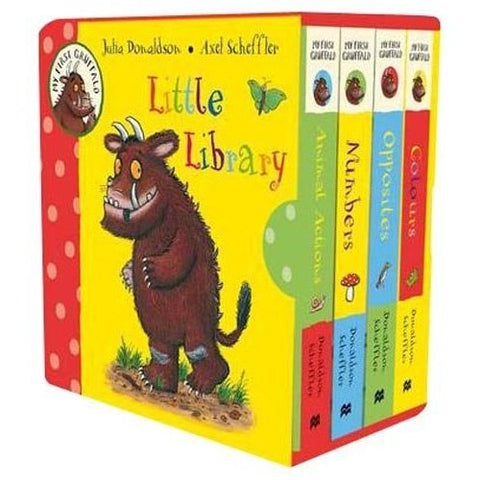 Julia Donaldson - My First Gruffalo Little Library