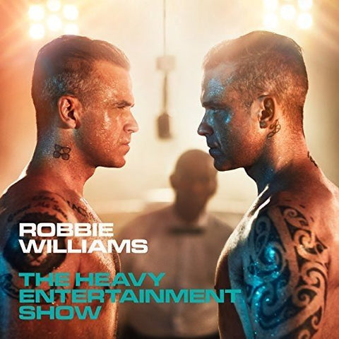 Robbie Williams - The Heavy Entertainment Show Audio CD