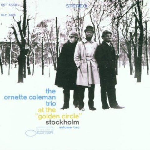 The Ornette Coleman Trio - The Ornette Coleman Trio At the Golden Circle, Vol. 2 Audio CD