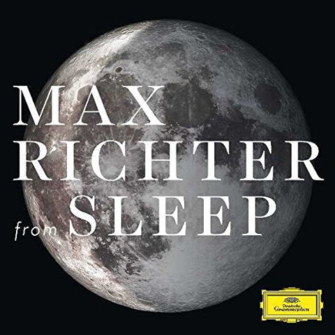 Max Richter - From Sleep Sent Sameday* Audio CD