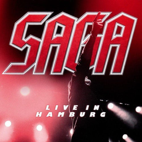 Saga - Live In Hamburg Audio CD