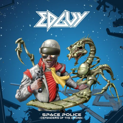 Edguy - Space Police - Defenders of the Crown Audio CD
