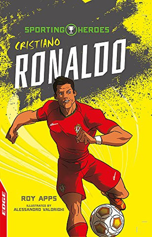 Roy Apps - EDGE: Sporting Heroes: Cristiano Ronaldo