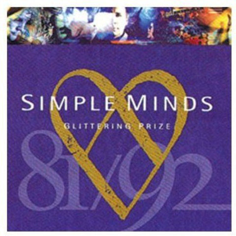 Simple Minds - Glittering Prize 81/92 Audio CD