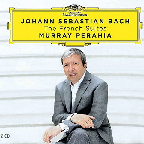 Murray Perahia - Bach Js:french Suites Audio CD