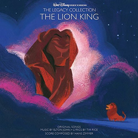 Walt Disney Records The Legacy Collection: The Lion King Audio CD