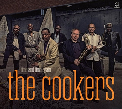 Cookers - Time and Time Again Audio CD