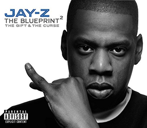 JAY-Z - The Blueprint 2: The Gift and The Curse Audio CD