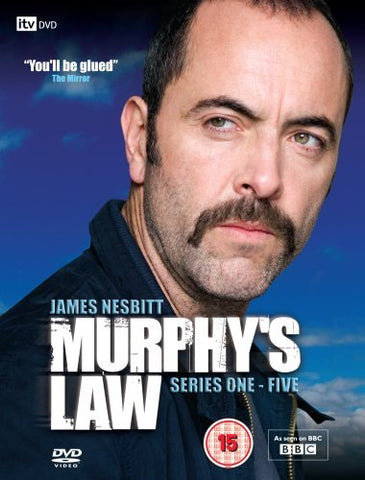 Murphys Law - Complete Series 1-5 [DVD]