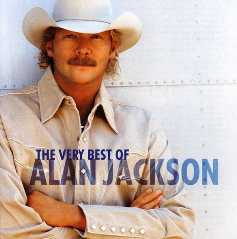 Alan Jackson - The Very Best Of Audio CD