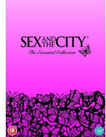 Sex And The City: The Essential Collection - Series 1-6 [DVD]