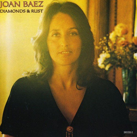 Joan Baez - Diamonds and Rust Audio CD