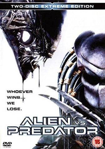 Alien Vs Predator (2 Disc Extreme Edition) [2004] [DVD]