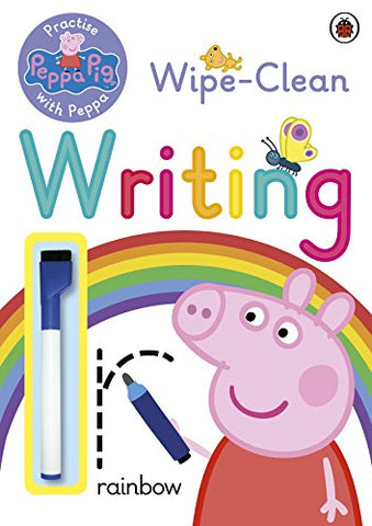 Peppa Pig: Practise with Peppa: Wipe-Clean First Letters - Peppa Pig: Practise with Peppa: Wipe-Clean First Letters